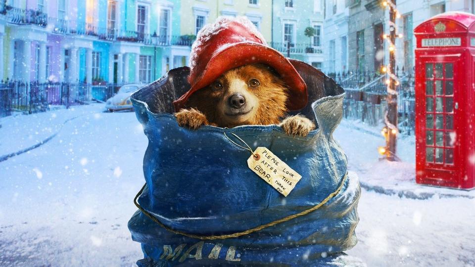 Film Paddington Bear