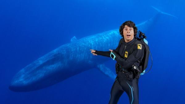 Andy a dobrodružství ve vodě