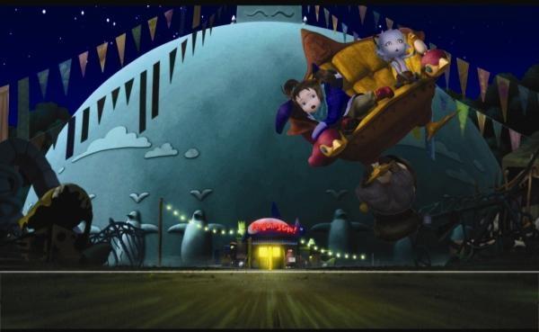 Sleduj online animovaný, dobrodružný, rodinný Kouzelné pírko na !