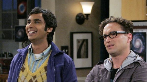 The Big Bang Theory  I (7)