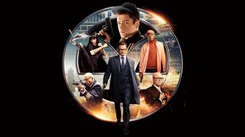 Film Kingsman: Tajná služba