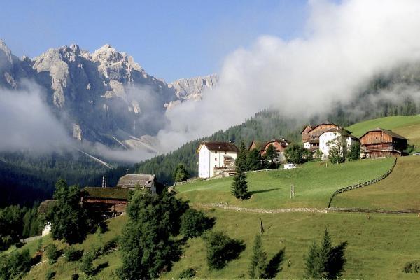 Krásy Jižního Tyrolska