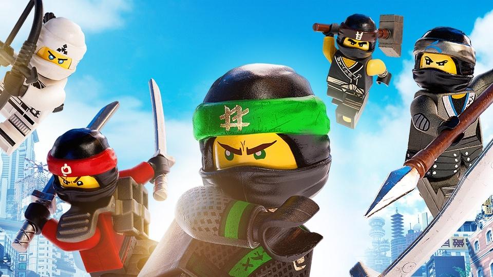 Film Lego Ninjago