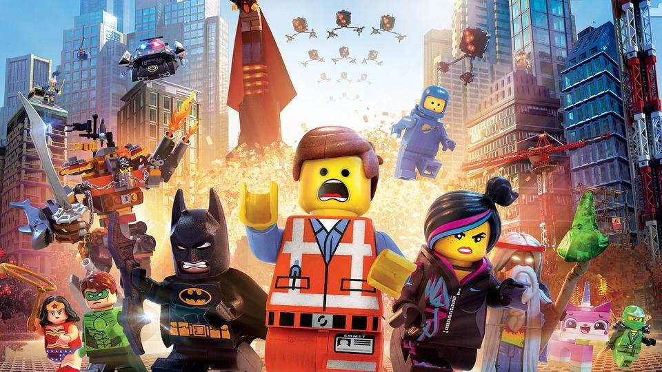 Film Lego príbeh