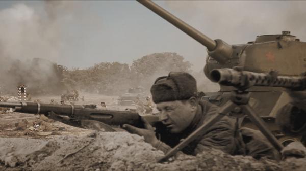 Velká bitva u Kursku