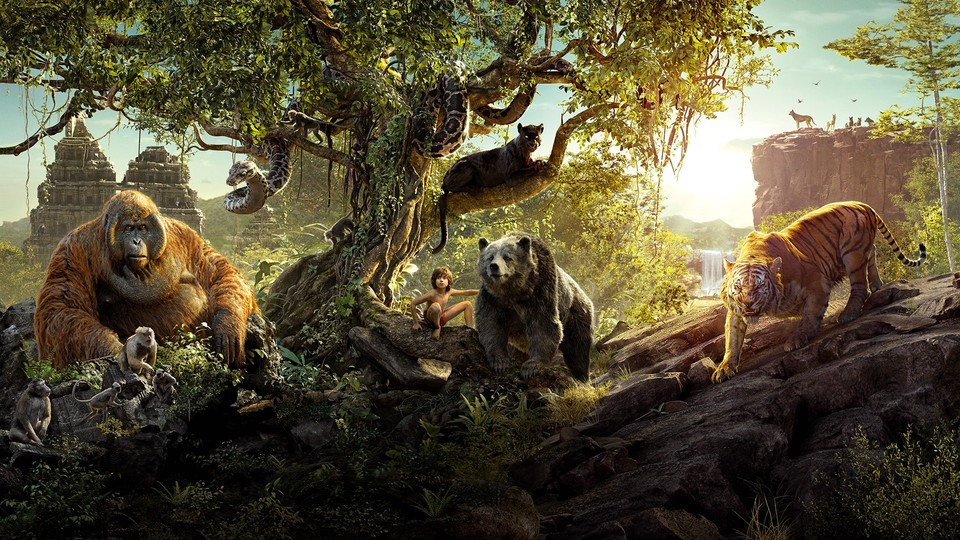 Film Kniha džunglí