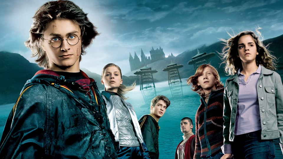 Film Harry Potter a Ohnivý pohár