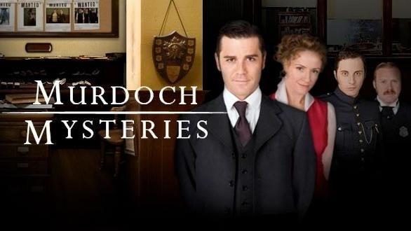 Seriál Případy detektiva Murdocha