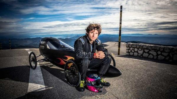 Guy Martin: F1 mechanik