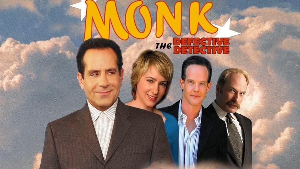 Seriál Můj přítel Monk