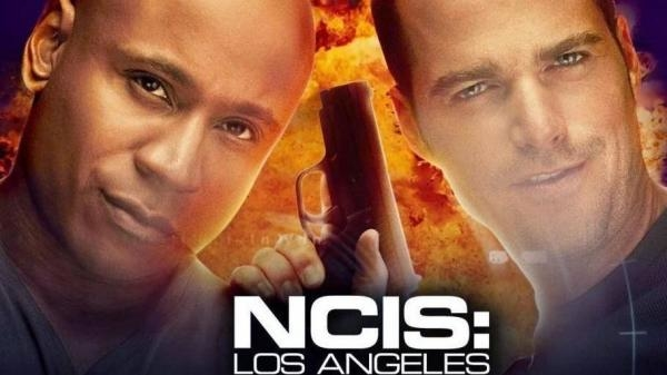 Agenci NCIS: Los Angeles  VIII (3)