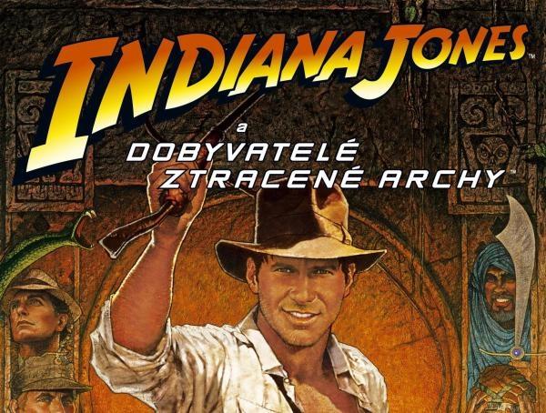 Indiana Jones: Dobyvatelia stratenej archy