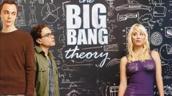 The Big Bang Theory  XII (13)