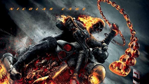 Ghost Rider 2: Duch pomsty