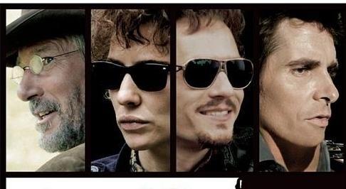 Film Beze mě: Šest tváří Boba Dylana