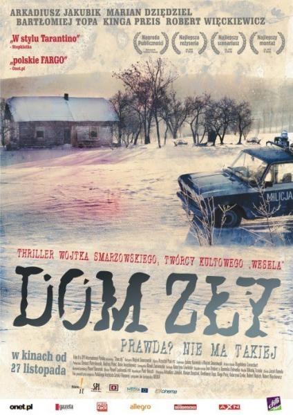 Sleduj online drama, krimi, thriller Temný dům na !