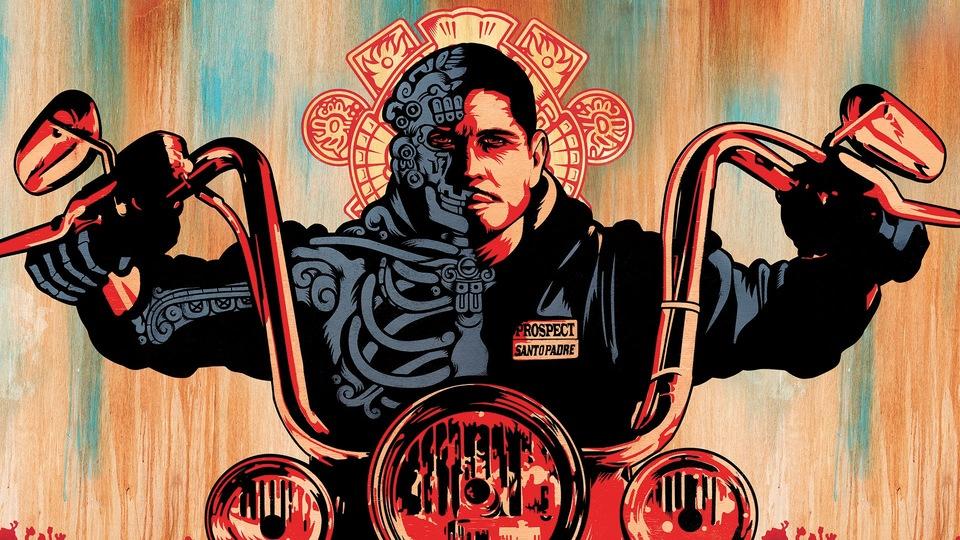 Seriál Zákon gangu: Mayové
