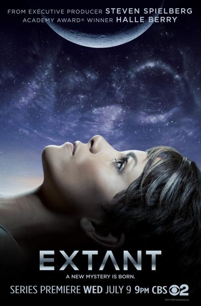 Sleduj online drama, science fiction, thriller Extant na Prima Cool!