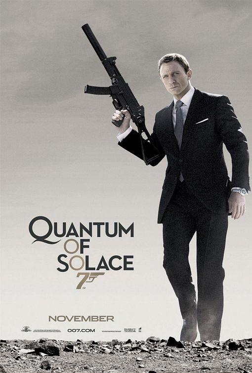Film Quantum of Solace