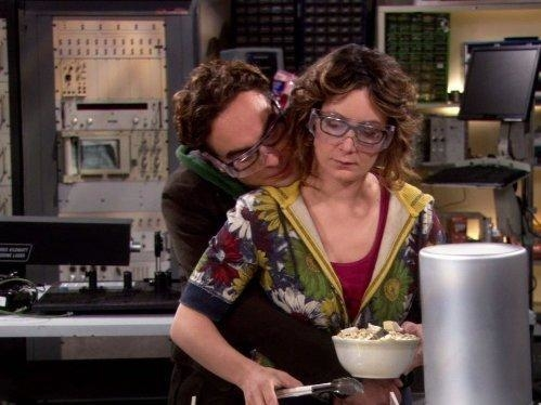 The Big Bang Theory  I (5)