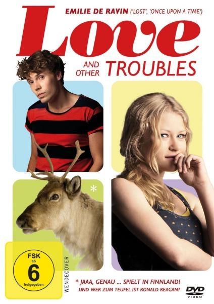 Sleduj online komedie, romantický Láska a jiné trable na !