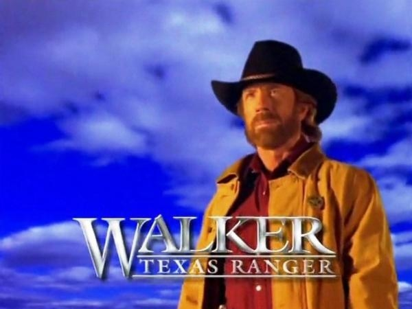 Walker, Texas Ranger  V (18, 19)