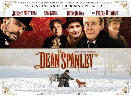 Sleduj online drama, komedie Děkan Spanley na !