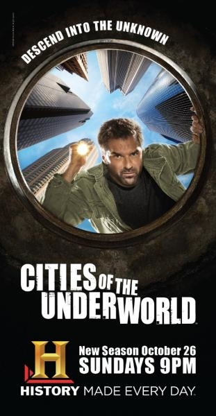 Podziemne miasta