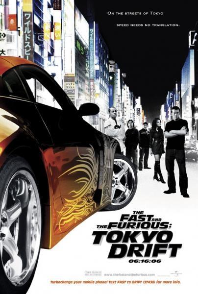 Brzi i žestoki 3: Tokio drift
