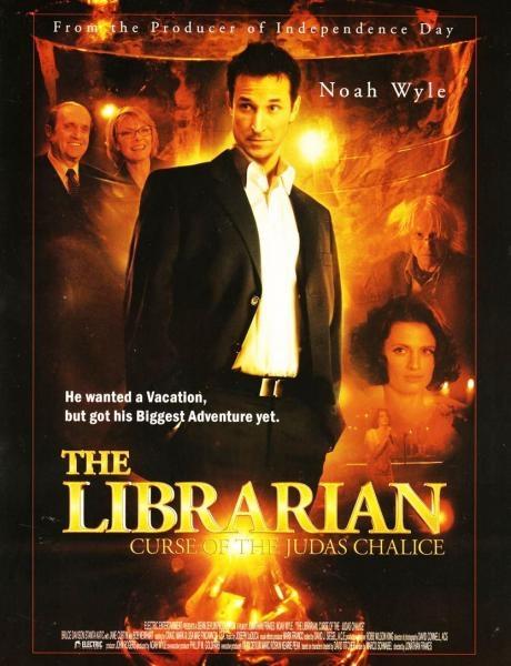 Knjižničar 3: Prokletstvo Judina kaleža