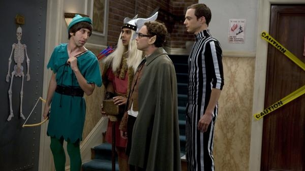 The Big Bang Theory  I (6)
