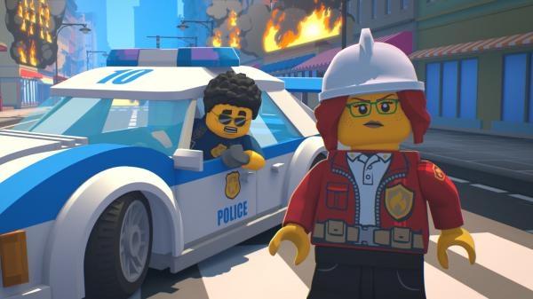 LEGO City Dobrodružství
