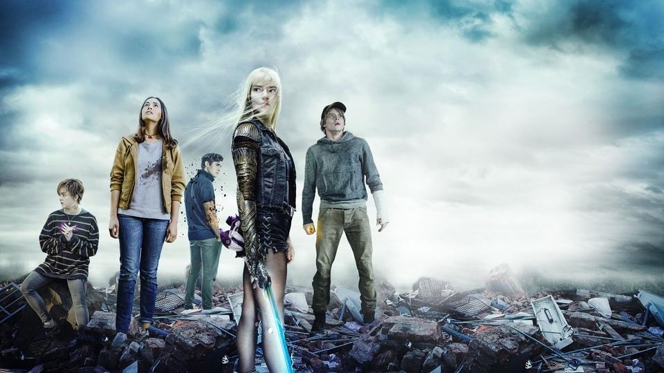 Film Noví mutanti