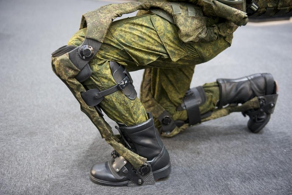 Dokument Ruská vojenská technika