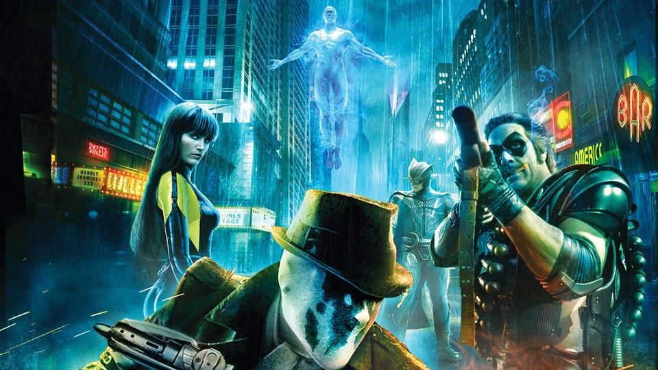 Film Strážci - Watchmen