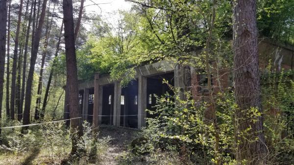 Secret Nazi Bases