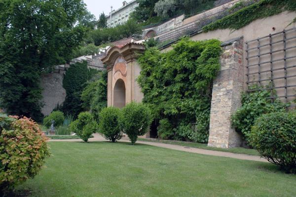 Malostranské palácové