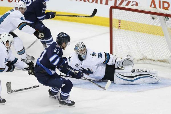 San Jose Sharks - Winnipeg Jets