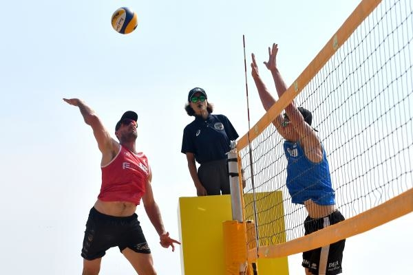 FIVB Beach Volleyball – JinJiang