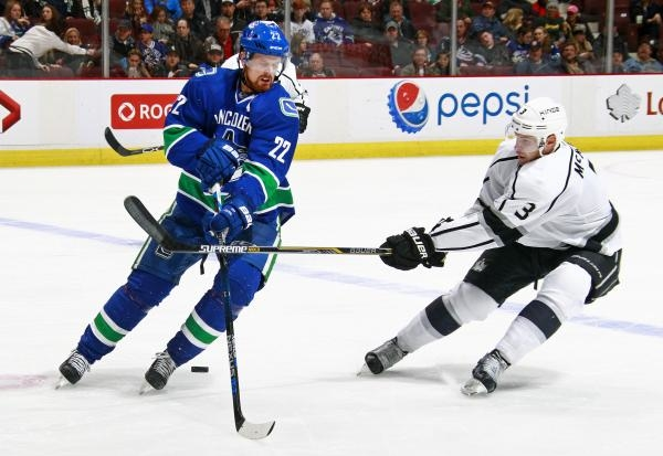 Los Angeles Kings - Vancouver Canucks