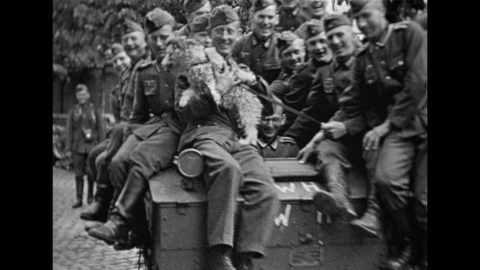 Dokument Nacistické Německo objektivem amatérských filmařů