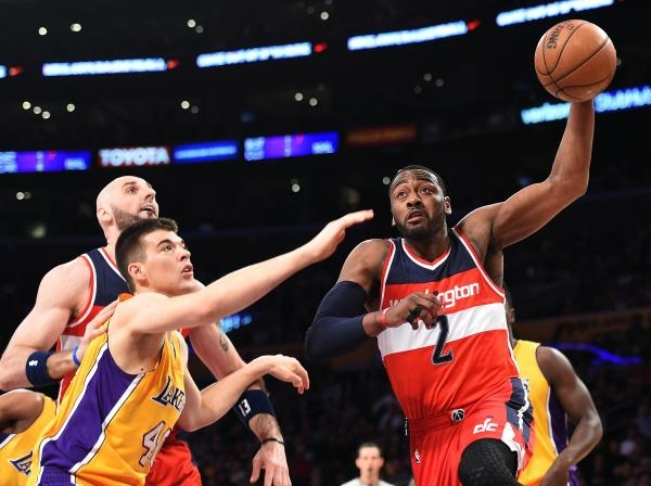 Washington Wizards - Los Angeles Lakers