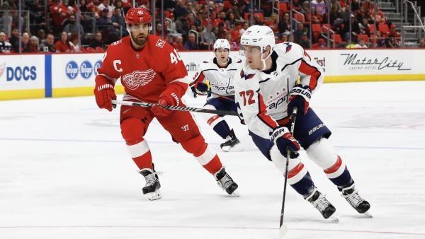 Washington Capitals - Detroit Red Wings