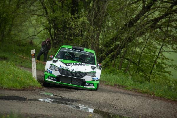 Svět motorů: 42. INVELT Rally Pačejov