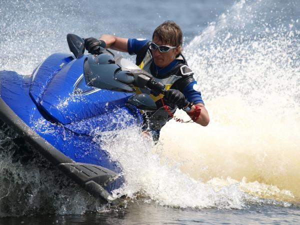 Výzva - Extrémne vodné športy