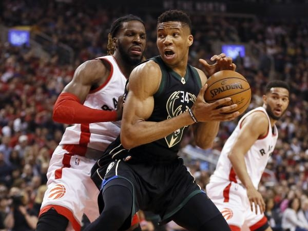 Toronto Raptors - Milwaukee Bucks