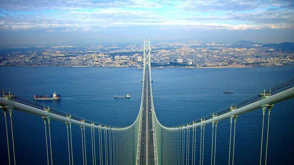 Dokument Nejúžasnější mosty světa