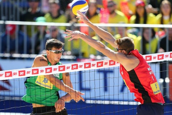 FIVB highlights - Gstaad