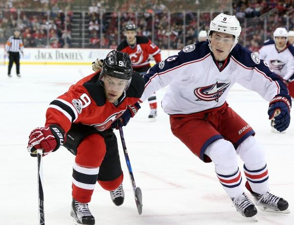 New Jersey Devils - Columbus Blue Jackets