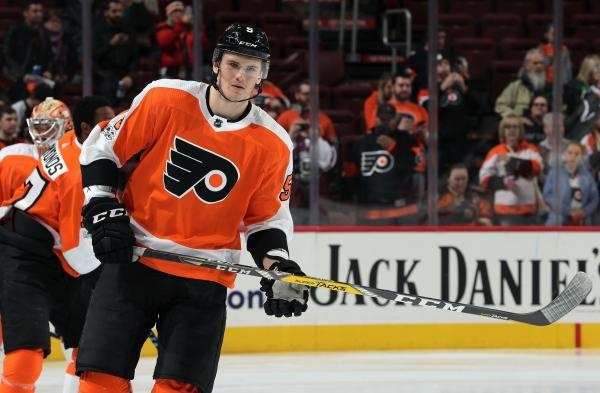 Behind the Glass – Philadelphia Flyers
